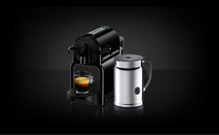 Refer a client to Pendello and receive a free Inissia Nespresso coffee maker